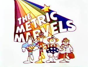 Screenshot of Metric Marvels educational cartoon